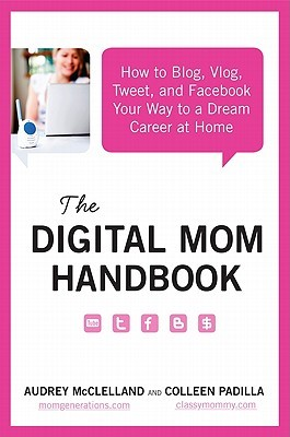 The Digital Mom Handbook cover