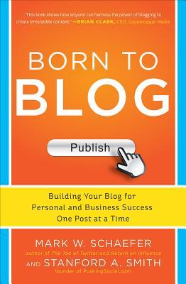book cover Born To Blog